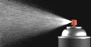 Spray fotovoltaico